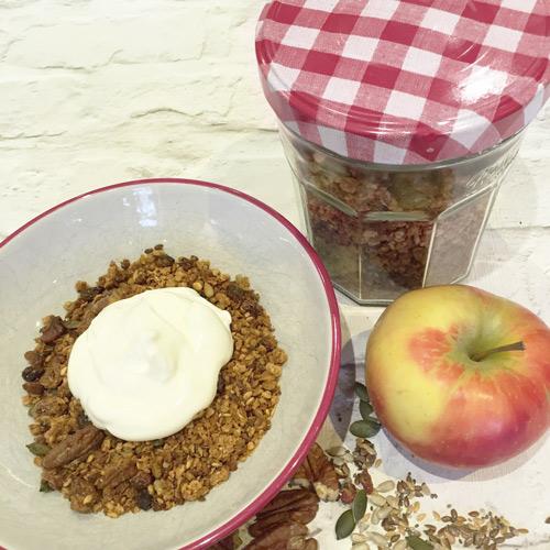 Granola recipe for pregnant women
