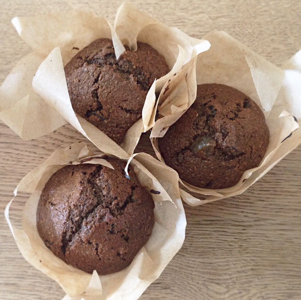 wholemeal ginger muffins great for pregnancy nausea and maintaining a fit and healthy pregnancy
