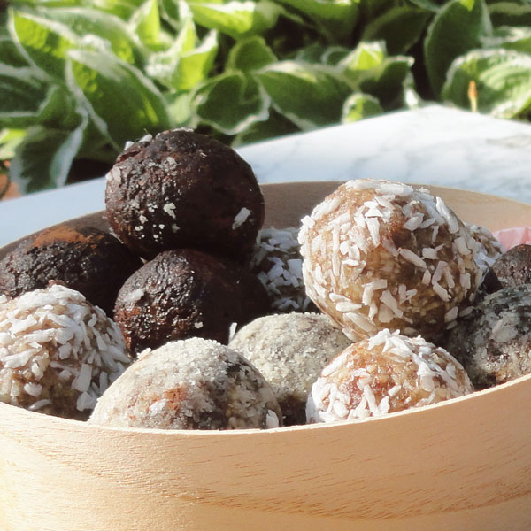 energy protein and vitamin balls for pregnancy workouts and healthy nutrition