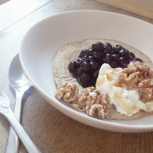 blueberry pancake recipe for healthy pregnancy