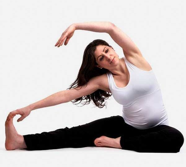 Pregnancy exercise video: stretch cool down