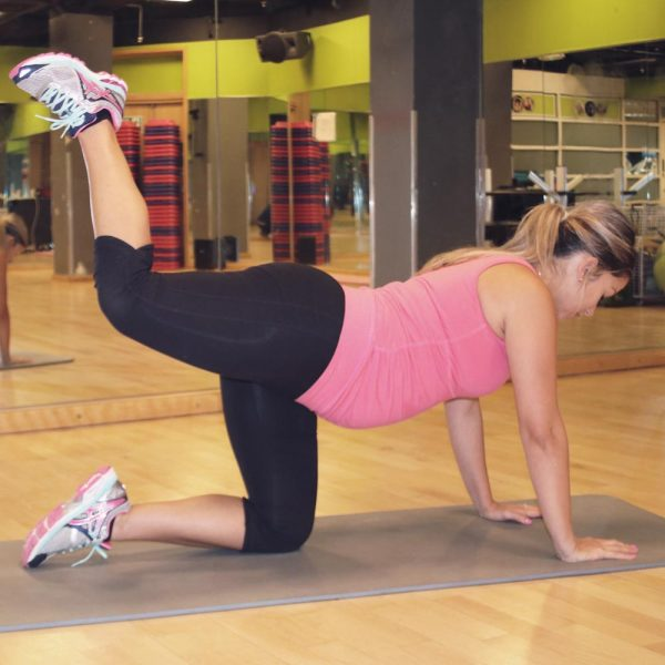 pregnancy exercise video bum tone
