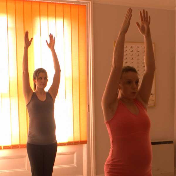 Pregnancy Pilates-back-strength