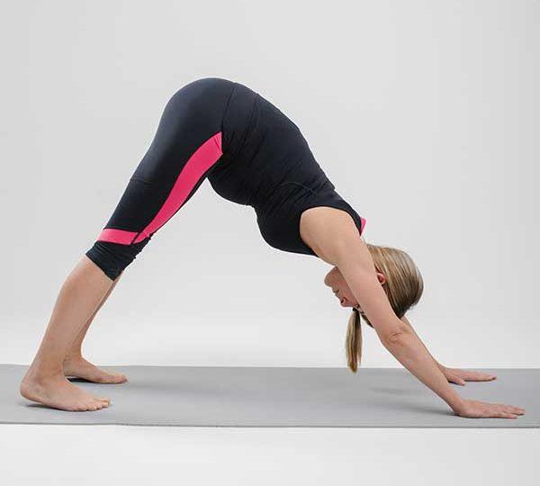 Safe pregnancy Pilates exercises