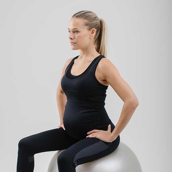 Pelvic floor exercise pregnancy