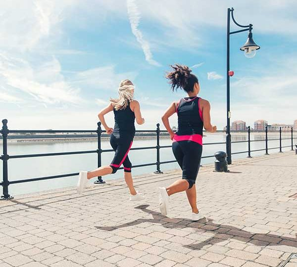 Can I go running when pregnant?