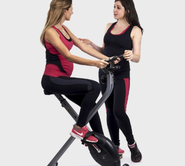 Spinning for a fit pregnancy