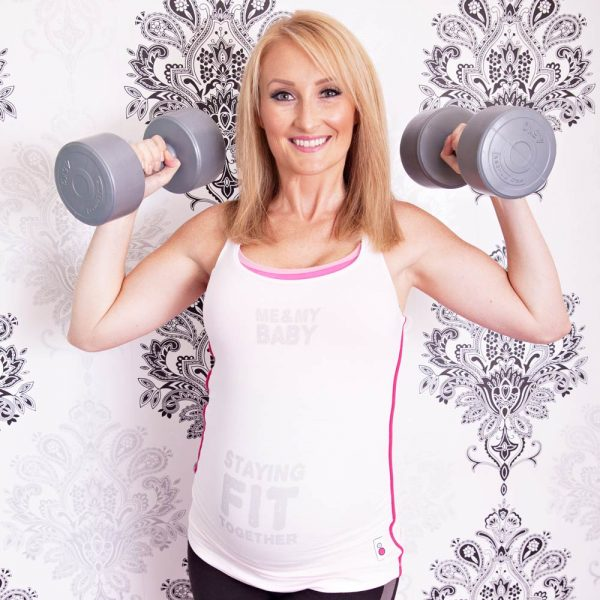 pregnancy HIIT workout video to follow 2