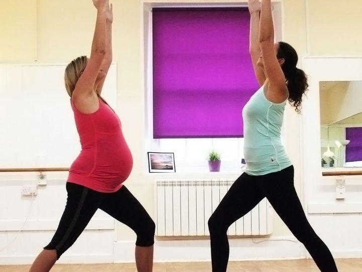 Pregnancy yoga video: Circulation booster