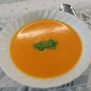 healthy pregnancy diet recipe butternut-Squash soup