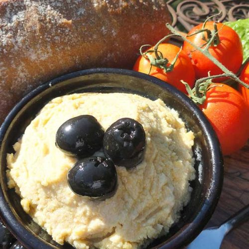 Healthy Pregnancy Houmous recipe
