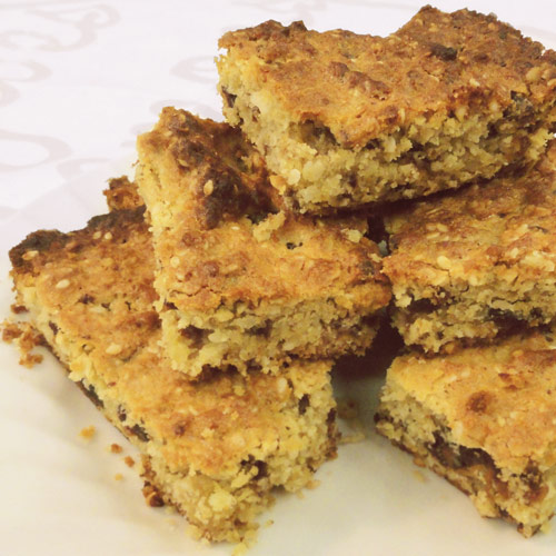 oat and nut bars recipe for your healthy pregnancy breakfast