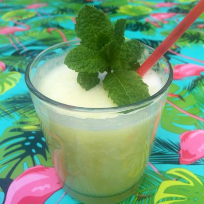 Refreshing Tropical Smoothie