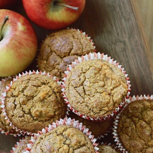apple bran muffins free recipe perfect for pregnant women maintaining fit pregnancy diet