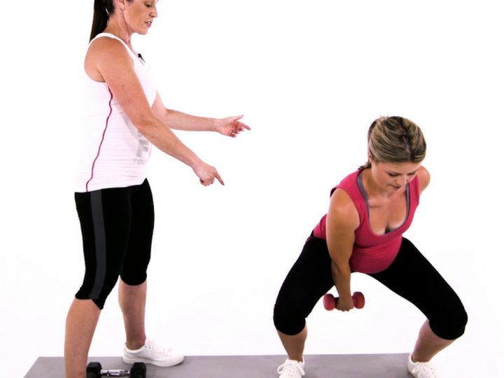 Pregnancy workout video for 2nd trimester