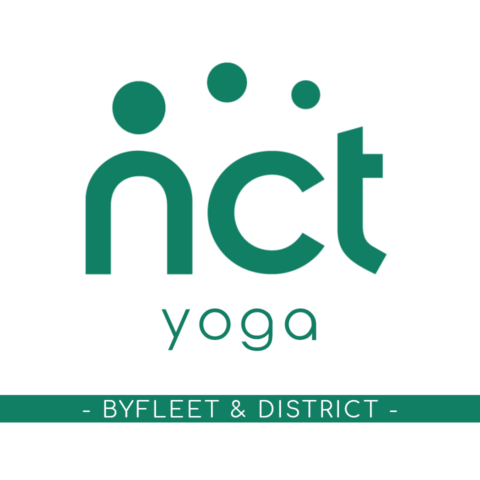 NCT pregnancy yoga BYFLEET-DISTRICT