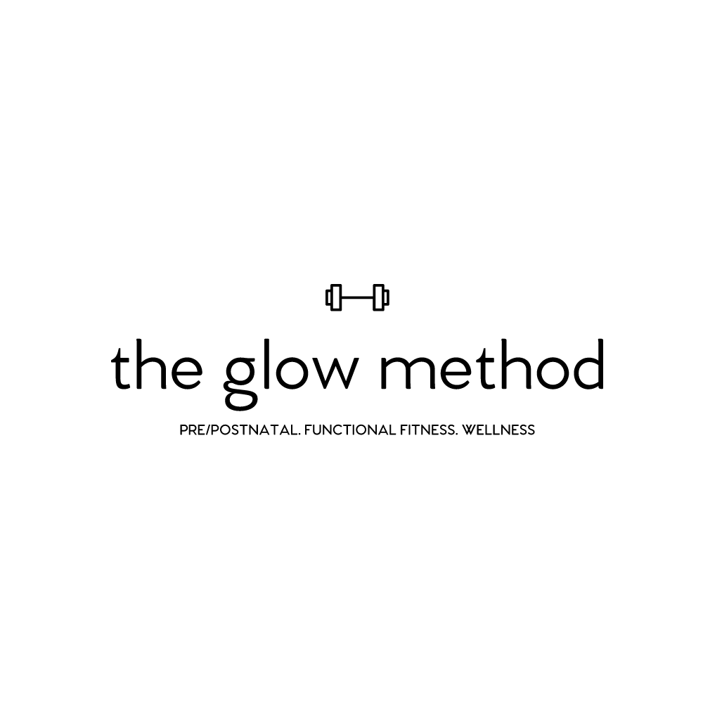 The Glow Method-Logo-pre-postnatal exercise